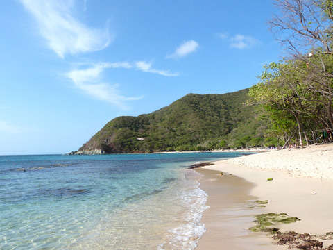 Tayrona National Natural Park Sector: Cristal Beach