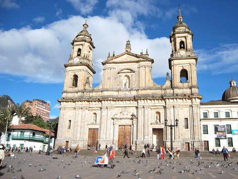 2d / 1n City Tour through Bogotá and Night of Lodging