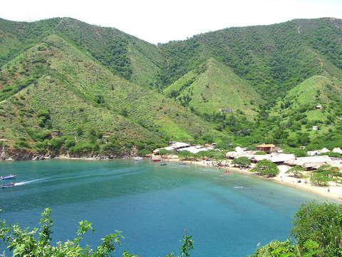 Panoramic City Tour, Taganga and Playa Grande