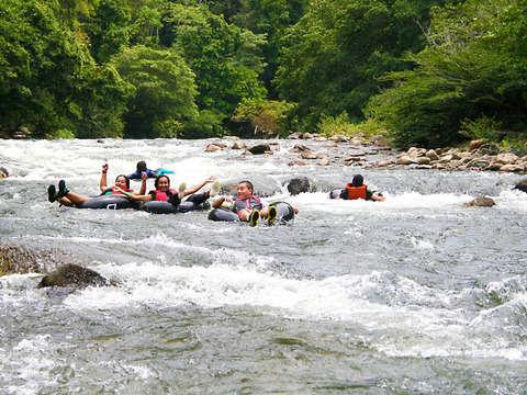 Quick Tour Don Diego River