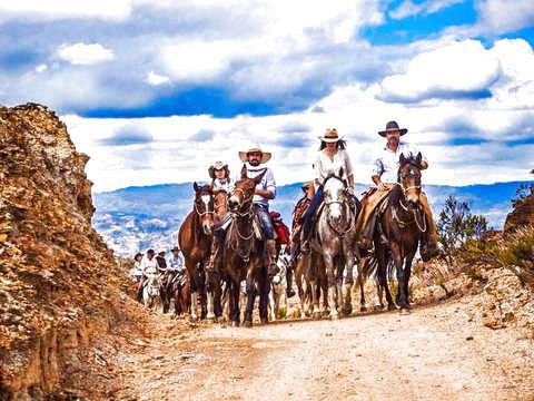 Full Horse Route