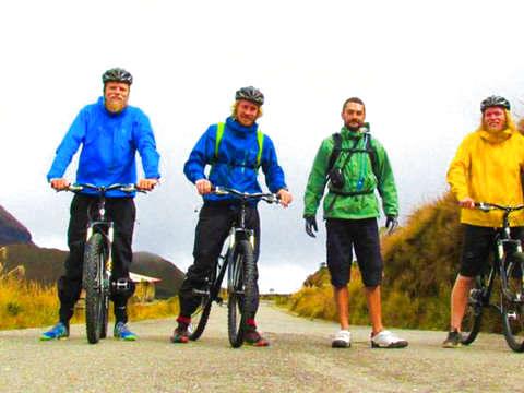 Downhill Brisas Parque los Nevados - Manizales