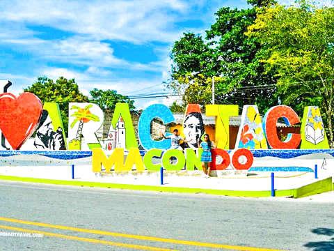 Santa Marta: Tour Macondo + Guía + Ciclo-Coche
