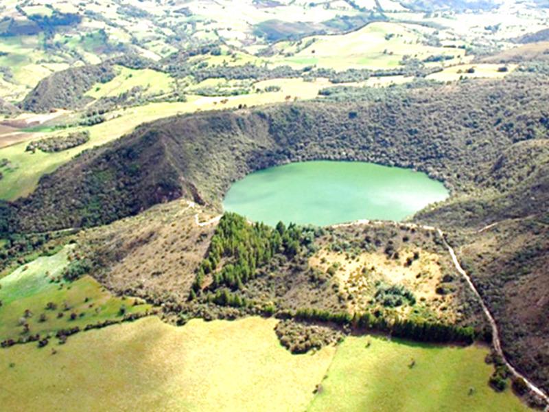 Resultado de imagen para Guatavita