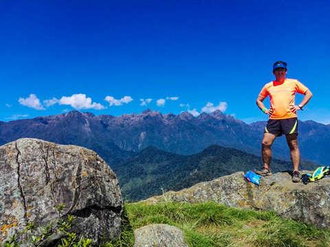 Conquista la Cima: Pico de Loro at 2,800 MSNM