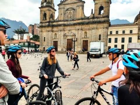 Bicycle Tour of Bogotá