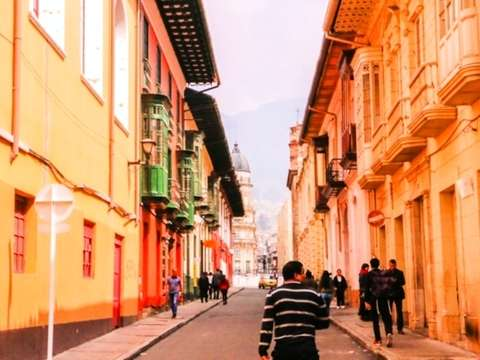 Great City Tour in Bogotá