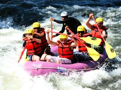 From Bogotá: Rafting Day in Río Negro