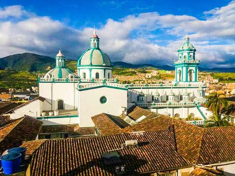 4d/3n desde Pasto: Ruta de la Fe del Sur de Colombia