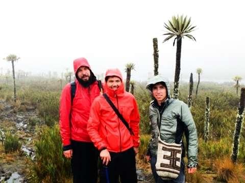 La Montaña de Agua - Parque Nacional Chingaza