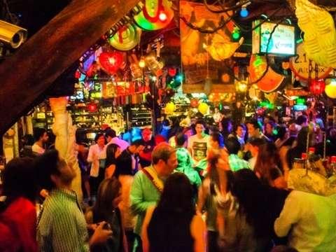 Bogotá: The Best of the Night: Andrés Carne de Res