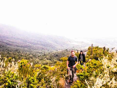 Bogotá: Hiking and Sport Fishing in El Páramo