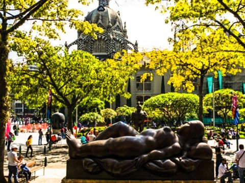 City Tour por la Ciudad de Medellín y Entradas