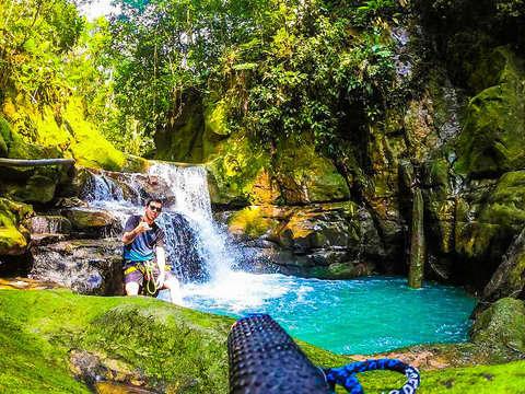 3d/2n en Uribe Meta, Un Paraíso por Descubrir