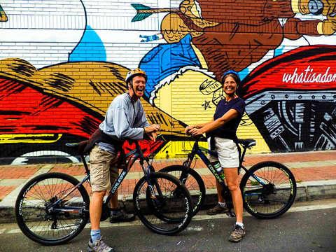 In Bici X Bogotá - Recovering Ancestral Memory