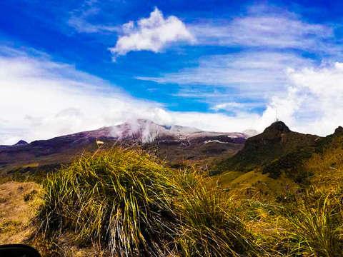 Pasadía Nevado del Ruiz desde Manizales