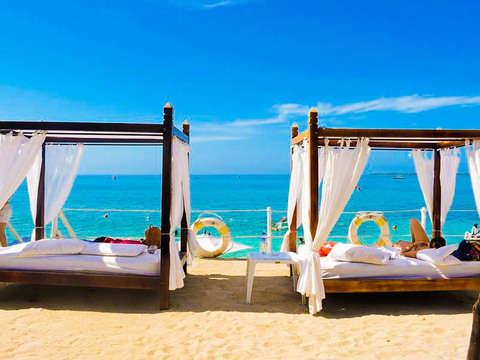 Conoce Bora Bora, Mas Que Un Beach Club!