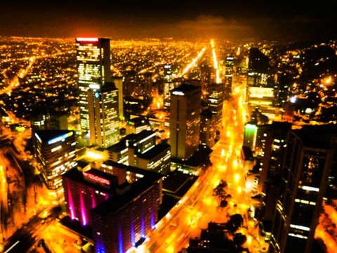 Tour Nocturno de Bogotá