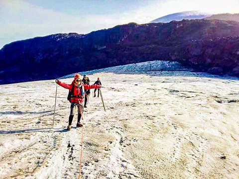 Cumbre Nevado Santa Isabel