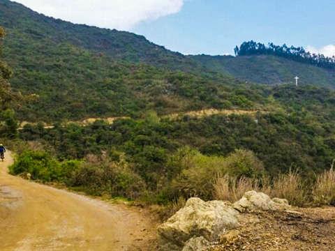 Tour en Bicicleta de Montaña Alrededores de Bogota