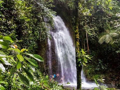 Hike the Pelongo Waterfalls