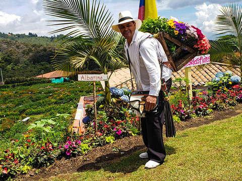 Experiencia Silletera en Santa Elena