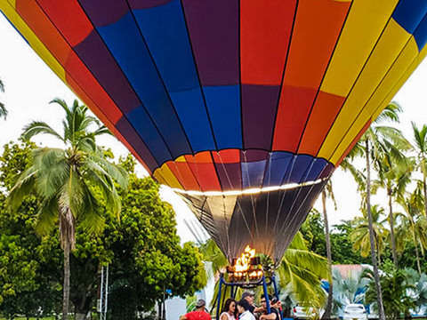 Experience in Medellin Hot Air Balloon