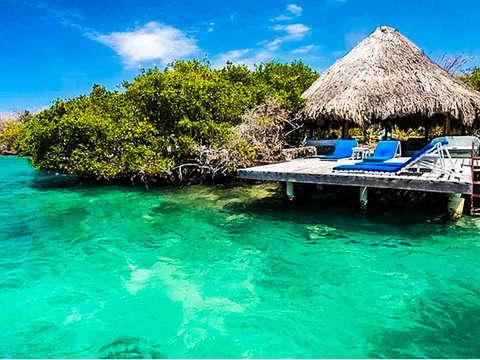 Relax, Sol y Playa en la Isla de Coralina