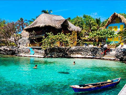 Paraíso Cristalino en Isla del Pirata