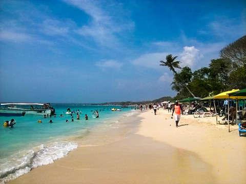 Pasadia Playa Blanca - Baru Via Terrestre